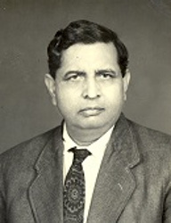 P.L. Bhatnagar Courtesy Indian National Science Academy