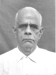V. Ganapathy IyerCourtesy Indian Mathematical Society