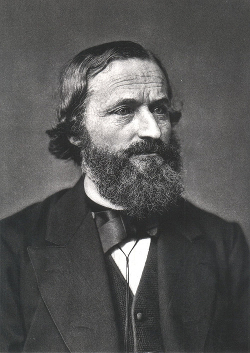 Gustav Kirchhoff courtesy Smithsonian Institution Libraries