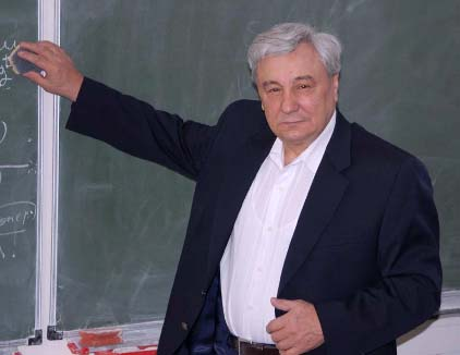 Sergei Novikov courtesy MacTutor History of Mathematics Archive