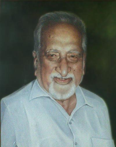 Naturalist Humayun Abdulali Wikimedia Commons