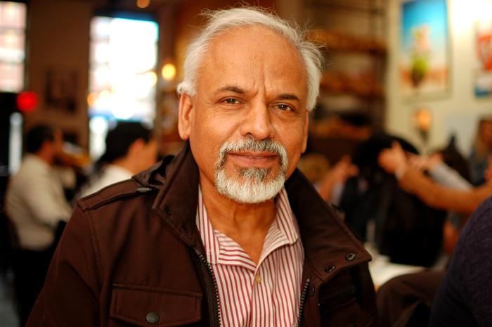 At NYU courtesy K.R.Sreenivasan