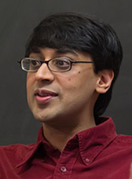 Manjul Bhargava courtesy David Kelly Crow/Princeton Office of Communications