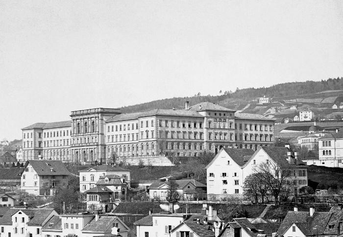 ETH Zürich Wikimedia Commons