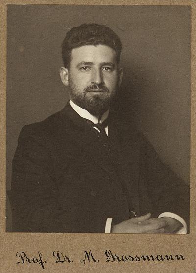 Marcel Grossmann Wikimedia Commons